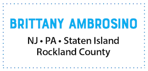 Brittany Ambrosino. Territories: New Jersey, Pennsylvania, Staten Island, Rockland County